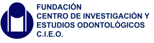 """Fundación Centro de Investigación y Estudios Odontológicos """"CIEO"""" Logo"""